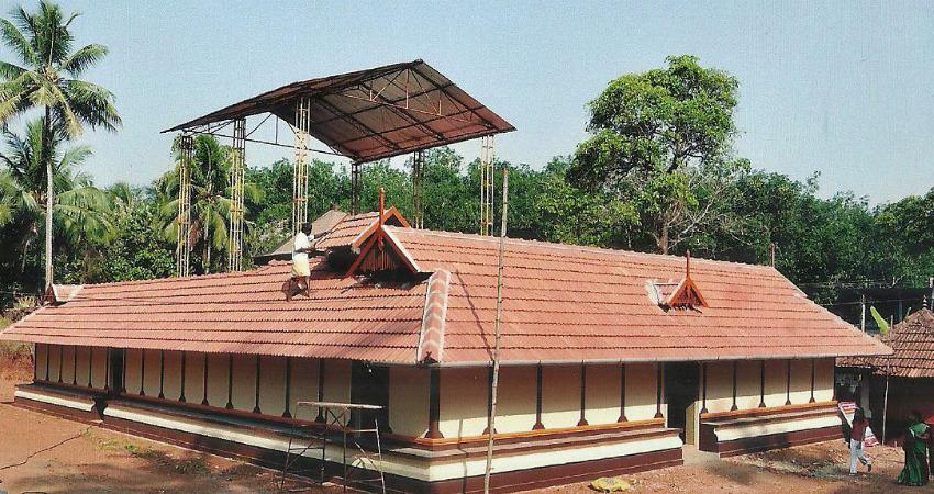 Mattummal Sri Narasimha Moorthy Temple